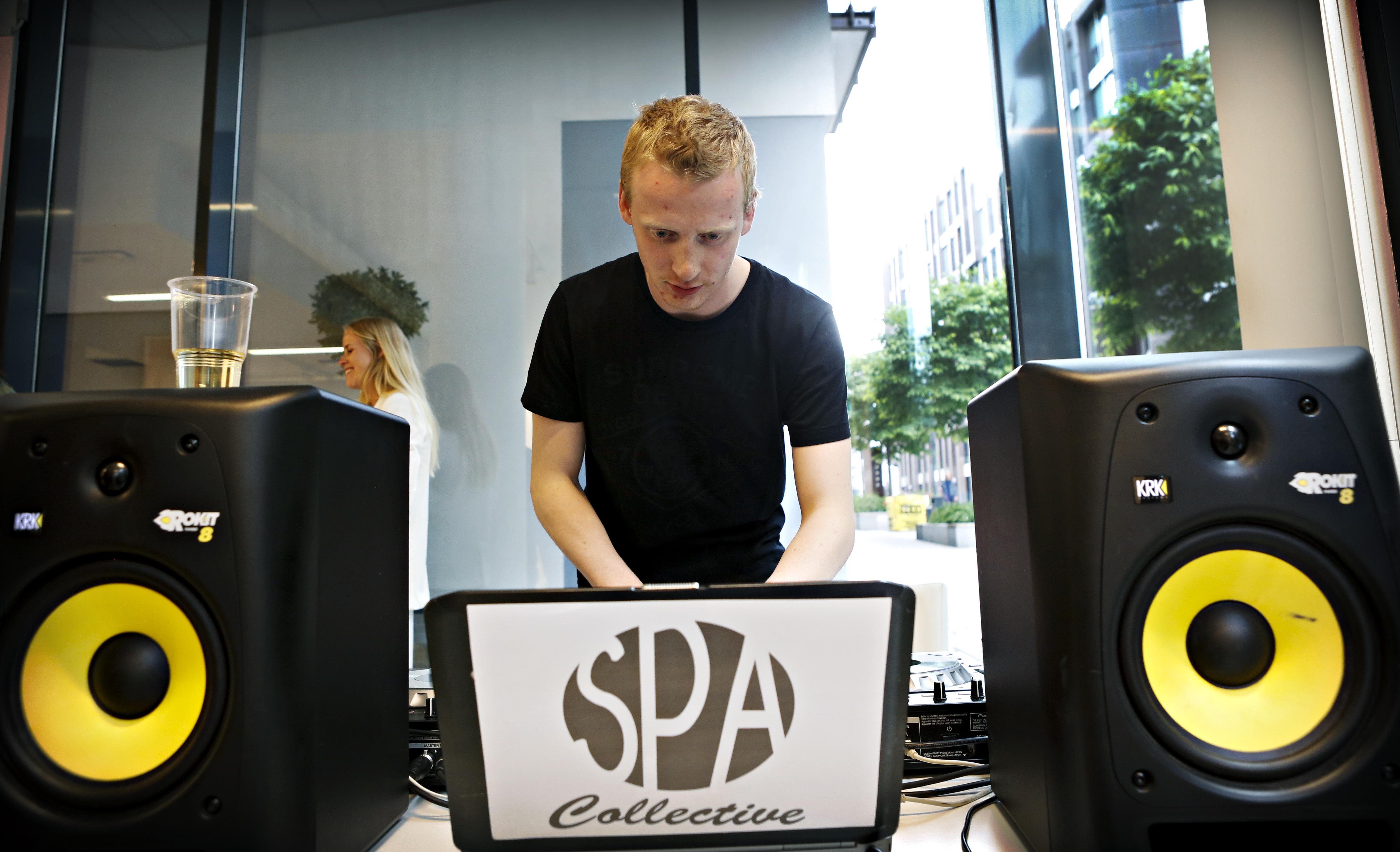 Musikk av SPA Collective