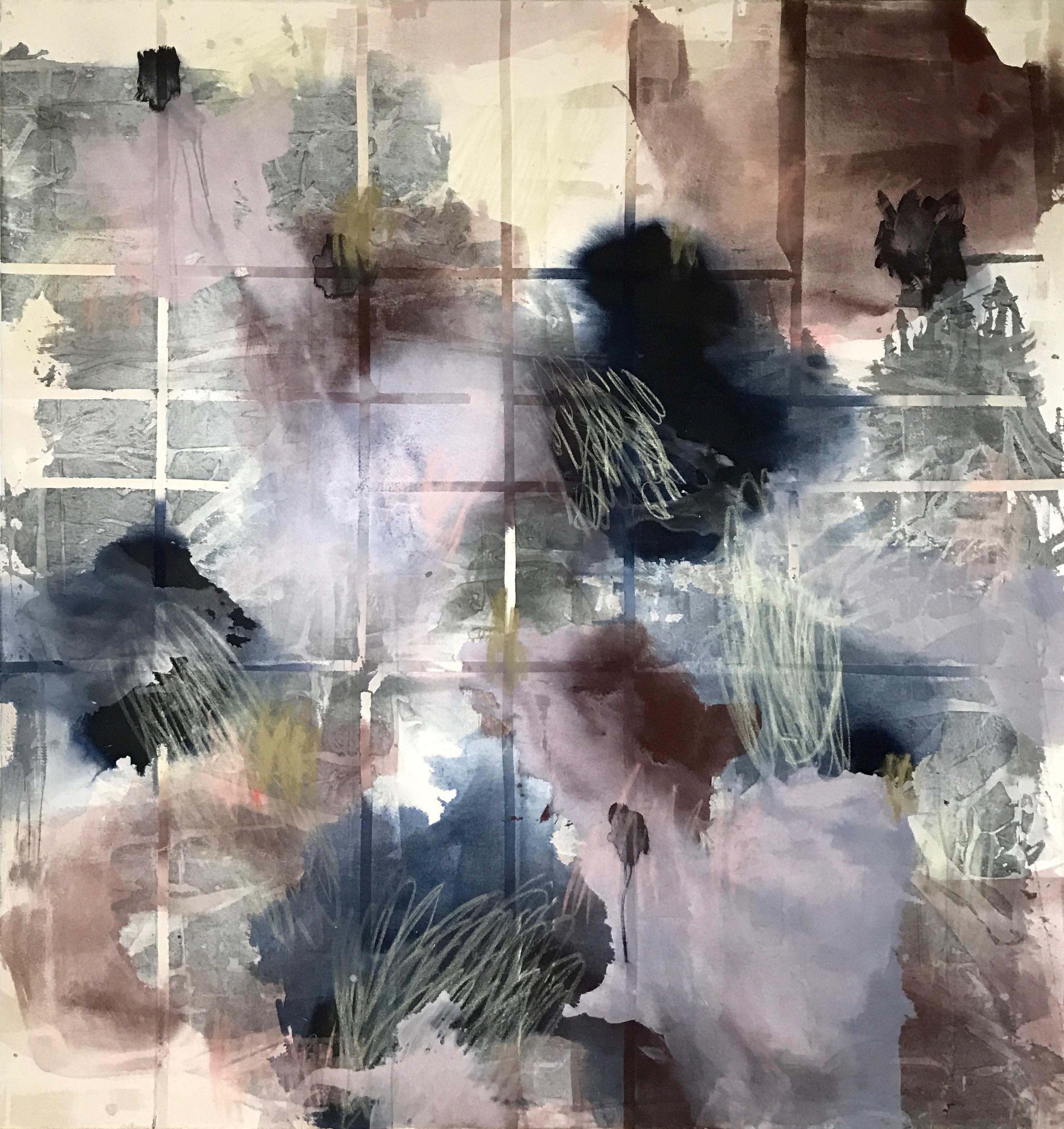 KMW18Generasjoner,200x190,akryl,pastell:lerret